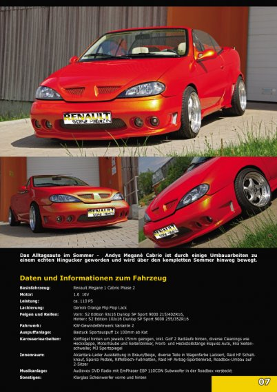 2206  569x569 1 Renault Magazine 02/2012tuning photo megane coupe megane cabrio flip flop orange cameleon color tuning megane