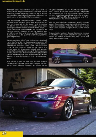 2212  569x569 7 Renault Magazine 02/2012tuning photo megane coupe megane cabrio flip flop orange cameleon color tuning megane