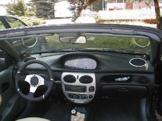1299  569x569 meganecabrio4 Tuning wnętrza Megane vol.4skurzane wnętrze reno megane kabrio skórzane wnętrze tuning photo interior jak zmodyfikować wnętrze jak przerobić deskę megane