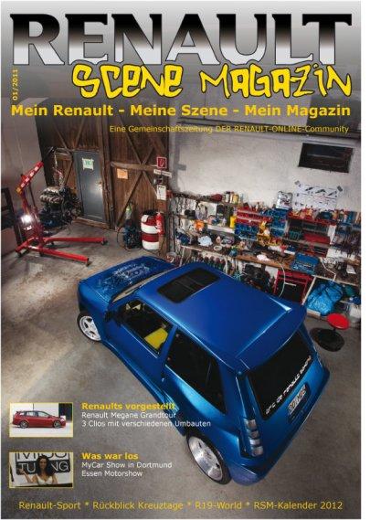 2032  569x569 1 Renault Magazine 01/2011tuning renault megane kombi tuning renault clio gazetka tuningowa renautl gazeta renautl clio williams tuning cilo 2 0 16v