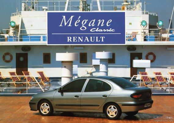 2725  570xfloat= 1 Prospekt Megane Classic Sedan 1997prospekt pdf megane classic sedan