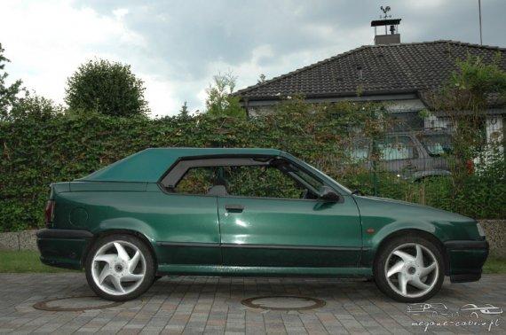 2751  570xfloat= 19626 3 Hardtop Renault 19sztywny dach w r19 hard top renault 19 hard top r19