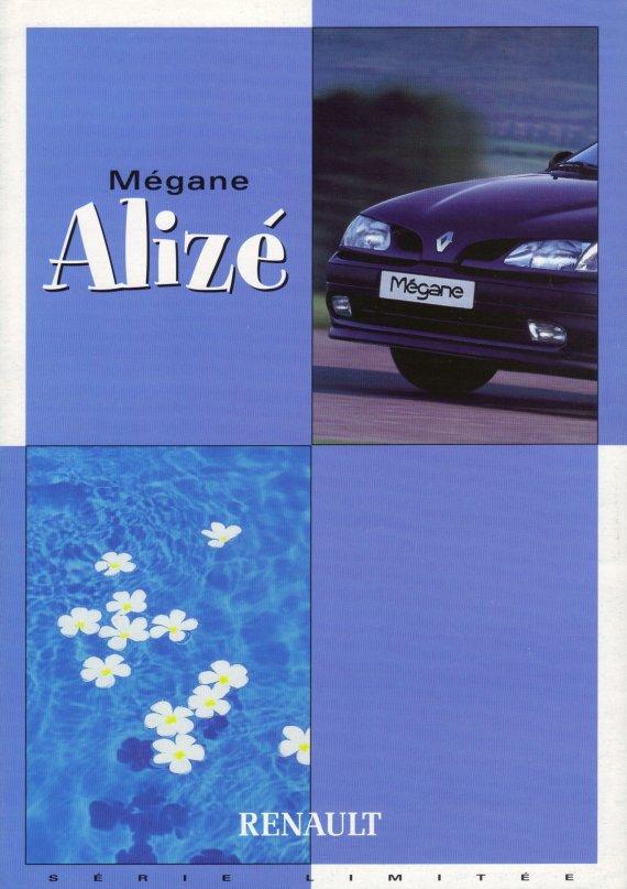 2841  570xfloat= renault megane alize 1997 01 Renault Megane Alize 1997limitowana seria megane