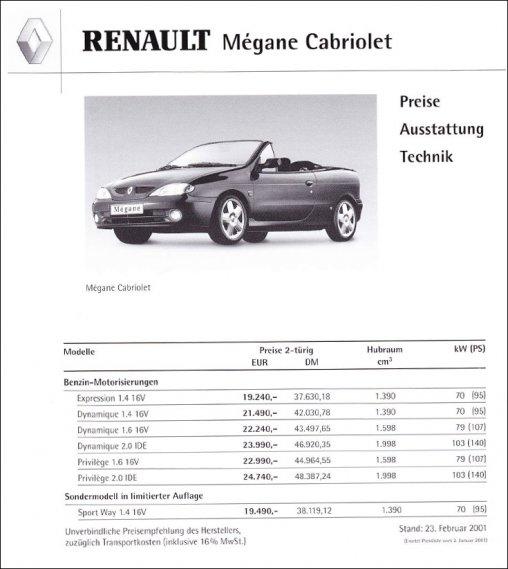 419  569x569 katalog megane 2001 Instrukcja do Megane Cabrio Ph.2prospek pdf obsluga megan manula megane cabrio ph2 1999 manula megane cabrio pdf książka megane cabrio instrukcja obsÅ'ugi megane cabrio 2002 2001 2000