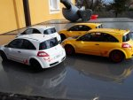 thumbs dsc 6213 Model Renault Megane R26models renautl sport kit car r26 megane