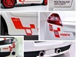 thumbs renaultmeganer26r46 Model Renault Megane R26models renautl sport kit car r26 megane