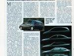 thumbs 10 Renault Megane prospekt 1996r polskiwyposażenie test wersji 1 renault w polsce monografia renault megane gama modeli dzieje konstrukcji ceny bezpieczeństwo 6 rt