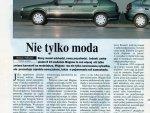 thumbs 2 Renault Megane prospekt 1996r polskiwyposażenie test wersji 1 renault w polsce monografia renault megane gama modeli dzieje konstrukcji ceny bezpieczeństwo 6 rt