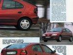 thumbs 5 Renault Megane prospekt 1996r polskiwyposażenie test wersji 1 renault w polsce monografia renault megane gama modeli dzieje konstrukcji ceny bezpieczeństwo 6 rt