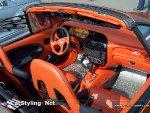 thumbs 051 Tuning wnętrza Megane vol.1tuning zegarów megane tuning wnętrza megane cabrio photo interior modyfikacje kokpitu modyfikacja wnętrza megane kolor kokpitu dodatkowe zegary megane cabrio