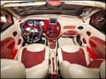 thumbs 1280 3762616339356664 Tuning wnętrza Megane vol.1tuning zegarów megane tuning wnętrza megane cabrio photo interior modyfikacje kokpitu modyfikacja wnętrza megane kolor kokpitu dodatkowe zegary megane cabrio